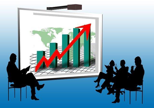 Teacher teaching the Stock Market